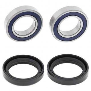Wheel Bearing Kit Front Suzuki RMX450 10-11, RMX450Z 17, RMZ250 07-17, RMZ450 05-18, Yamaha YZ250F 14-18, YZ250FX 15-18, YZ450F 14-18, YZ450FX 16-18
