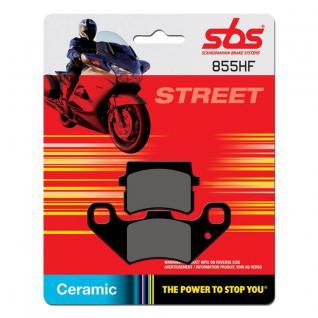 Bremsbelag SBS 855HF Street Ceramic