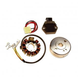 STK-145 - Stator Kit - KTM 220 Watt Hi-Power generator system for 4 stroke models