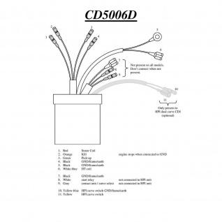 CDI Unit Husaberg 400 470 500 600 650 OEM 250216-01 250224-02 250254-01 250216-02 250295-01