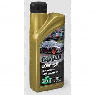 Rock Oil carbon 10w50 Synthese PKW Racing Motorenöl SAE API SN/CF