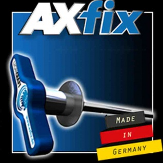 AXfix patentierte Transportlösung Motorrad Ducati Monster 1100/1200 Ducati 1098/1198/1199 Panigale 1100 Multistrada 1200 / 1260 Diavel - Vorschau 4