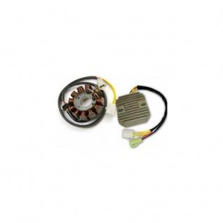 Lichtmaschine G145 + RR17 KTM Hi-Power Generator (3 phase 210 watts) & Regulator/Rectifier