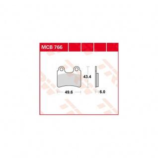MCB766 Bremsbelag Gas Gas - Vorschau