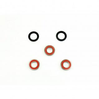 Wheel Bearing Kit + Oil Seals Rear Suzuki RM125 00-08, RM250 00-08