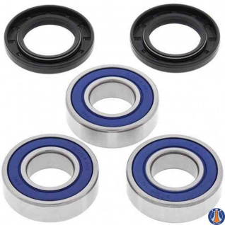 Wheel Bearing Kit Rear Kawasaki KX125 97-02, KX250 97-02, KX500 94-04