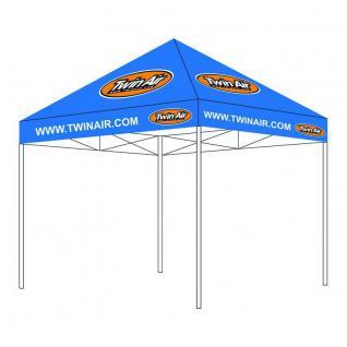 Twin Air Easy Tent 3mtrx3mtr - Aluminum