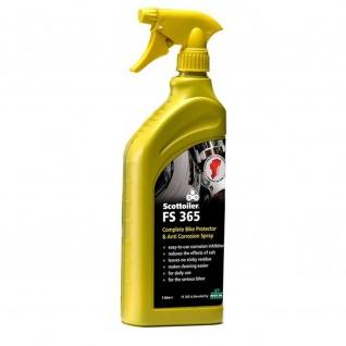 Scottoiler FS 365 Protector Bundle 2 x 1 Liter und 1 mal 0, 250 Flasche