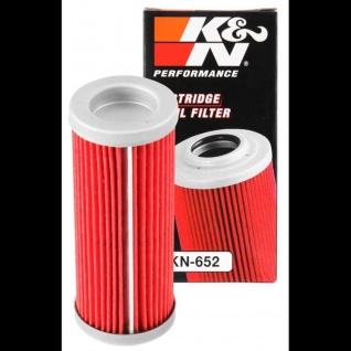 K&N Ölfilter KN-652 Husaberg Husqvarna KTM 773.38.005.100 773.38.005.101 - Vorschau 4