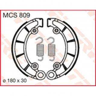 MCS809 Bremsbacken Honda 450 500 CB