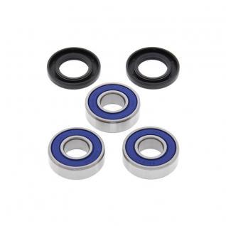 Wheel Bearing Kit Front Yamaha XTZ 250 (SA) 07-12, Wheel Bearing Kit Rear Kawasaki KLX140 08-16, KLX140L 08-16, KX100 98-16, KX80 98-00, KX85 01-16, Suzuki RM100 03