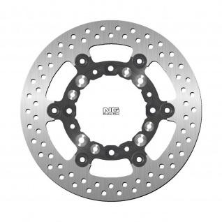 Bremsscheibe NG 0137 250 mm, schwimmend gelagert (FLD)
