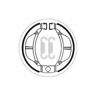Bremsbacke SBS 2093 Maße: 90 x 20 Kawasaki KLX 110 KX 60 80 Suzuki DR-Z 110 RM 60