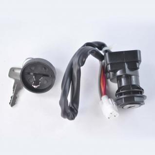 RM05034 Ignition Key Switch three Position Way Arctic cat DVX 400 Kawasaki KFX 400 Suzuki LTZ 400 05-08