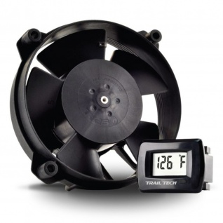 Digital Lüfter Fan Kit KTM XC-W/EXC, KTM 250/300 XC/XC-W 08-16