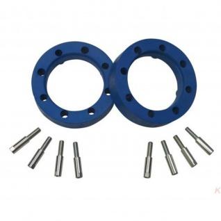Spurverbreiterung 45MM (Blau) 4x145