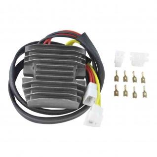 Voltage Regulator Rectifier Ducati 98-12 Honda CBR 600 87-90 Suzuki Vstrom 02-09 - Vorschau 2