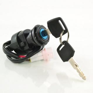 Ignition Key Switch Yamaha YFZ350 Banshee 5FK-82510-00-00