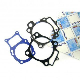 Cylinder base gasket / Zylinderfußdichtung - thickness 0, 5 mm Aprilia AF1 Europa Pegaso Rose RS Tuareg Wind 125 OEM 650091