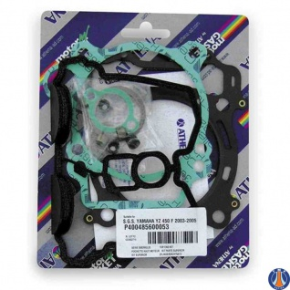 Top end gaskets kit / Top End Dichtsatz Yamaha WR 450 F - 03/06, YFZ 450 - 12/13, YFZ 450 S - 04/08, YZ 450 F - 03/05