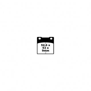 Blackstuff Bremse E11 90R-02A0207/19173 Organischer Belag