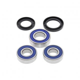 Wheel Bearing Kit Rear Cagiva RIVER 500 95-99, Kawasaki ER-6N 09-10, EX 650R 06-16, KLE650 VERSYS 07-16, VN900 Classic 06-16, VN900 Custom 07-15, Z750 (EURO) 04-12, Z800 16, ZR750 (Z750S) 05-06, ZR750 (ZR-7) 00, ZR750 (ZR-7S) 01-03, ZX10R 04-10, ZX600 (ZX