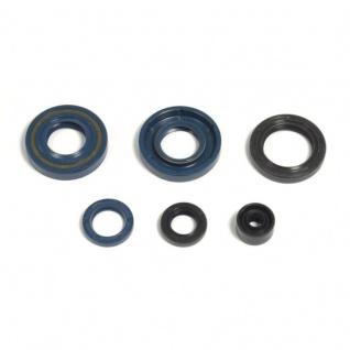 Engine oil seals kit / Motorsimmerringe Kawasaki KX 60 Suzuki RM 60 85-03