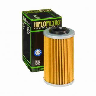 HiFlo Oilfilter Aprilia Buell 1125 Can-Am Spyder 990 GS RT OEM 0956745 Q1064.1AM 420956745 RB-X341