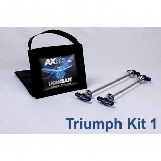 AXfix Triumphi Kit Triumph Daytona 675 Street Triple Tiger XC Tiger 800