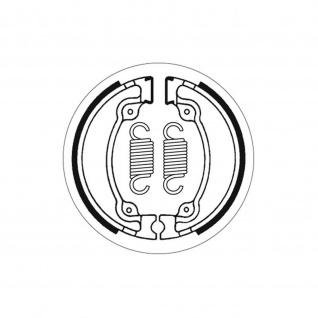 Bremsbacke SBS 2026 Maße: 110 x 30