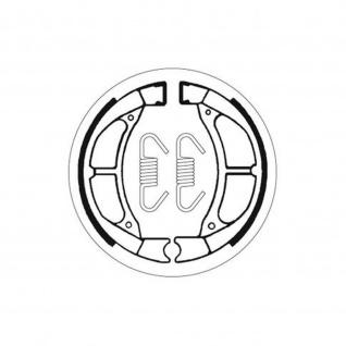 Bremsbacke SBS 2207 Maße: 160 x 30 Honda TRX AT 400 TRX Foreman Rancher 04-09