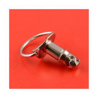Racebolt TI Schnellverschluss D-Ring 17mm