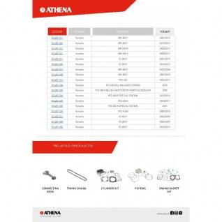Easy Mx Cylinder Kit Yamaha YZ 250 F Yamaha WR 250 F 14-17 - Vorschau 5