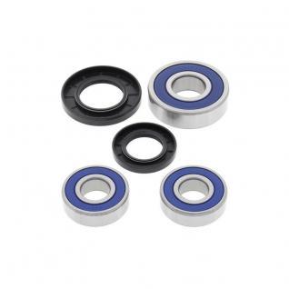 Wheel Bearing Kit Rear Suzuki GSF1200 Bandit 96-06, GSF600S Bandit 95-04, GSF650 (Euro) 05-08, GSX1200 (Euro) 99-00, GSX650F 08-09, GSXR1100 93-98, GSX-R600 92-93, GSXR750 93-95, RF600R 93-97, RF900R 94-98, SFV650 09-15, SV650 03-09, SV650 ABS 03-09, SV65