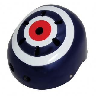 Kiddimoto Helm Target Größe M - 53-58 cm, geprüft nach EC EN1078