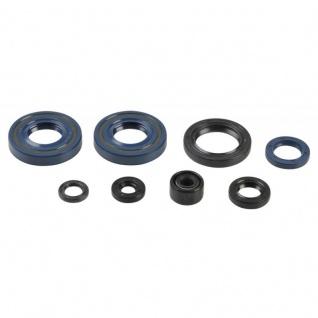 Engine oil seals kit / Motorsimmerringe Kawasaki KX 65 Suzuki RM 65 00-17