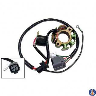 Lichtmaschine ST3198L Combined Lighting & Ignition Stator Kawasaki: KX125 (98-00)