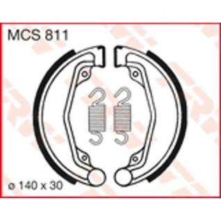 MCS811 Bremsbacken 140x30 Honda CB 200 250 CL 250 XL 500 80-84