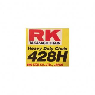 RK Kette 428 H 132 Glieder