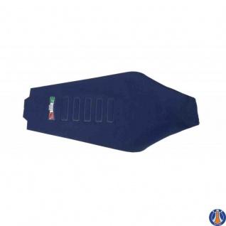 Sitzbezug Wave Cover blau KTM 16-