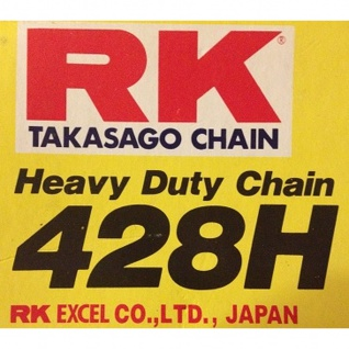 RK Kette 428 H 134 Glieder