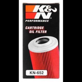 K&N Ölfilter KN-652 Husaberg Husqvarna KTM 773.38.005.100 773.38.005.101 - Vorschau 3