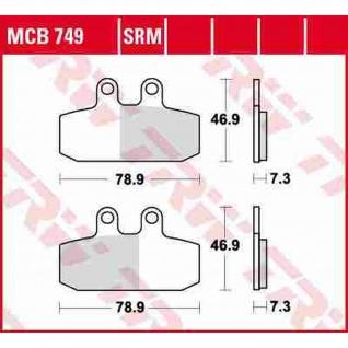 MCB749 Bremsbelag