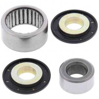 Lower Rear Shock Bearing Kit Honda CR125R 97-07, CR250R 97-07, CRF250R 04-18, CRF250X 04-17, CRF450R 02-18, CRF450RX 17-18, CRF450X 05-17, XR650R 00-07, Upper Rear Shock Bearing Kit Suzuki RM80 90-01