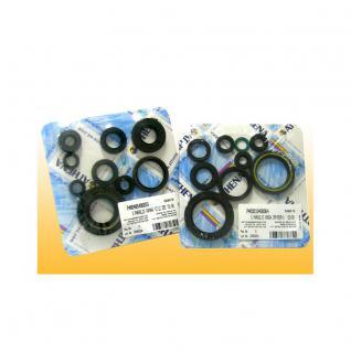 Engine oil seals kit / Motorsimmerringe Kawasaki KX 80 85 100 88-15 Suzuki RM 100 03-08