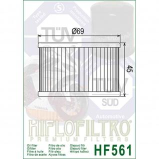 HF561 Ölfilter Kymco 250 Venox 02-11 OEM Kymco 1541A-KED9-9000