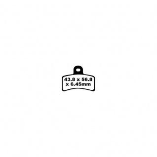Blackstuff Bremse Fantic, Gas-Gas, Beta Organischer Belag