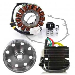 Recall Kit (Stator Kokusan Flywheel Mosfet Regulator Gasket) Aprilia RSV4 Tuono V4 1000 1100 11-17