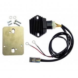 Universal Honda & Yamaha Direct Connection Regulator Rectifier for 3 Phase Permanent Magnet Alternators