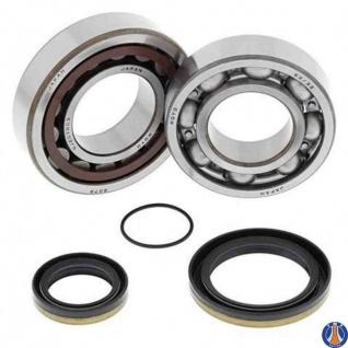 Crank Shaft Brg Kit Husaberg TE250 11-14, TE300 11-14, Husqvarna TC250 14-16, TE 300 14-16, TE250 14-16, KTM EXC 250 04-05, EXC 300 04-05, FREERIDE 250 R 15-17, MXC 300 04-05, SX 250 03-17, SXS 250 03-04, XC 250 06-17, XC 300 06-16, XC-W 250 06-16, XC-W 3